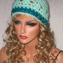 Crochet Women Teens Cloche Hats Cancer Hat 13 Choices Photo