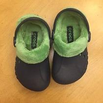 Crocks Lined Baby Shoe Photo