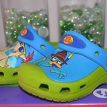 Crocs Baby Boy / Girl Sandals 6 / 7 Photo
