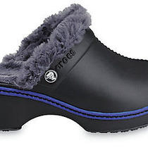 Crocs Cheerful Christy Clog Girls Black/graphiteespresso/khakitruered/espresso Photo