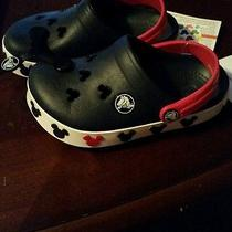 Crocs Crocband Mickey Ii Kids Photo
