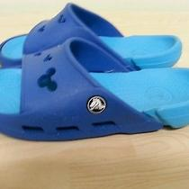 Crocs Disney Boys Shoes Size 2 Photo