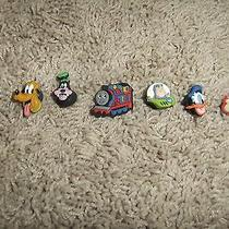 Crocs Jibbitz Charms  Donald Duck Pluto Thomas Mickey Buzz Goofy   Photo