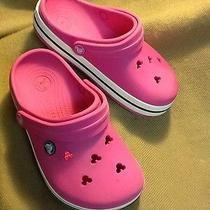 Crocs Kids Size 1 Photo