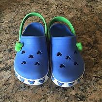 Crocs Light Up Mickey Mouse Photo