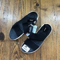 Crocs Literide Womens Sandals Color Black Size W8 (Gar) Photo