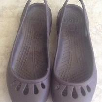 Crocs Mary Jane 7(never Worn) Photo