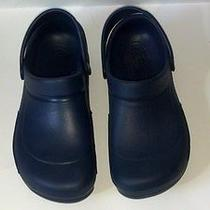 Crocs Men's Blue Shoes Photo