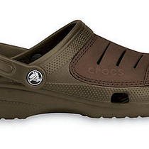 Crocs Men's Bogota Clog Mens Chocolate / Chocolate Photo