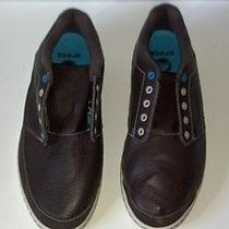 Crocs Men's Brown Shoes Photo