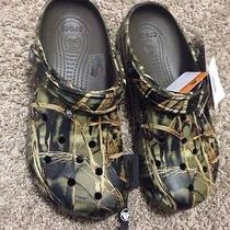 Crocs Mens Feat Realtree Mens Size 9  Photo