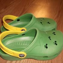 Crocs  Mickey Mouse  Shoes  Youth Crocs Size  1  3 Photo