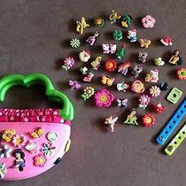 Crocs Purse With Bracelets and Charms Photo