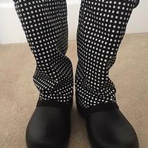 Crocs Rain/snow Boots Size 9 Photo