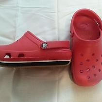 Crocs Retro Red 10 - 11 Photo