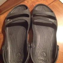 Crocs Sandals Size 7 Photo