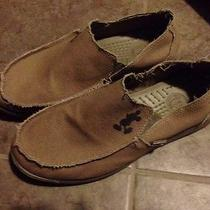 Crocs Santa Cruz Mickey Loafers Size M9 (Used) Photo