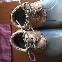 Crocs Shoes With Laces. New Photo
