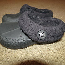 Crocs Size 1 Photo
