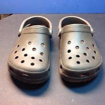 Crocs Size 6 Green Photo