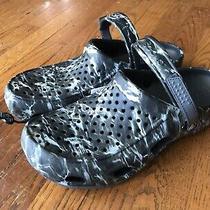 Crocs Swift Mossyoak Elements Deck Clog Sandal Mens Size 13 Photo