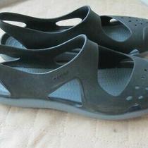 Crocs sz.6 Sling Back-Ballet Flat Water - Sport Shoes Photo