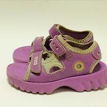 Crocs Velcro Strap Sandals Children's 8-9 Photo