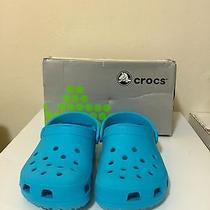 Crocs Water Shoes Boy Clog Size 1 Photo