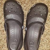 Crocs Womens Brown 6m Photo