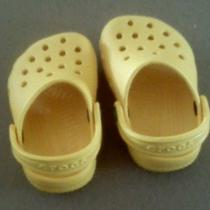 Cross Baby Shoes  Photo
