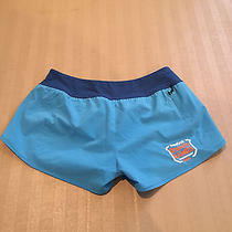 Crossfit Reebok 2015 Games Women's Shorts - Blue Color Size Small Photo
