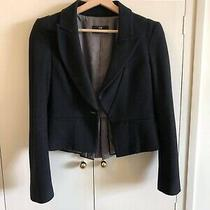 Cue  Black Blazer Size 8 Euc  Express Tracked Post Included  Photo