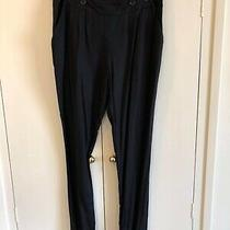Cue  Black Pants Size 8 Euc  Express Tracked Post Included  Photo