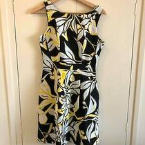 Cue  Floral Dress Size 8 Euc  Express Tracked Post Included  Photo