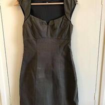 Cue  Olive Dress Size 8 Uc  Express Tracked Post Included  Photo
