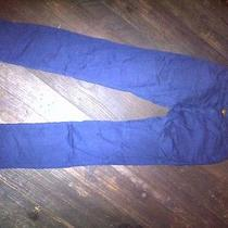 Current Elliott Blue Jeans Photo