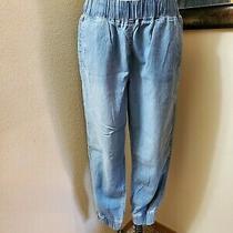 Current Elliott Denim Jogger Jeans Size 1 Photo