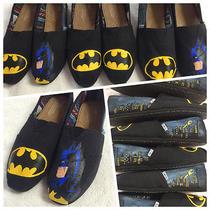 Custom Batman Toms Photo