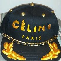 Custom Celine Paris Hat Photo
