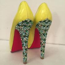 Custom Christian Louboutin Heels Sz. 38 Photo