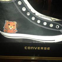 Custom Converse Sneakers.   Photo