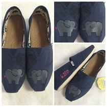 Custom Elephant Toms Photo