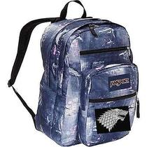 Custom Embroidered Game of Thrones Jansport Big Student Backpack Photo