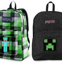 Custom Embroidered Jansport Superbreak Student Printed Backpack Photo