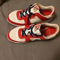 Custom Houston Pro Keds Shoes Size 13 Photo