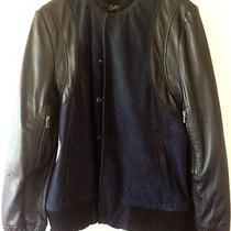 Custom Leather Jacket Italy Givenchy Balmain Owens Photo