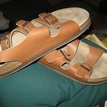 Custom Made Birkenstock Bowling Shoes Photo