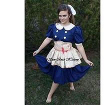 Custom Made to Order Grunged Up Little Sister Apronbioshock Photo