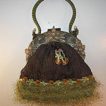 Custom Mary Frances Purse - Mwot Photo