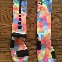 Custom Nike Elite Socks Photo